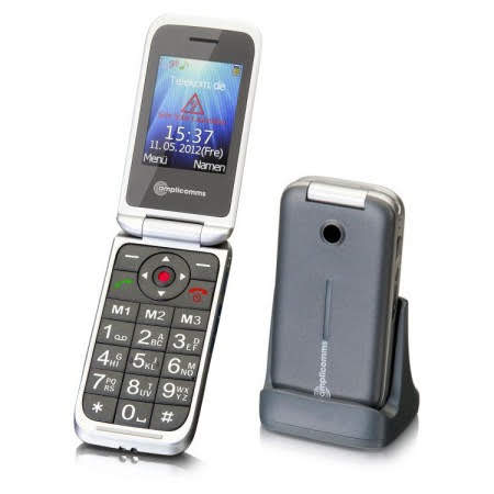 Amplicomms Powertel M7000i Amplified Mobile Phone