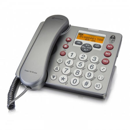 Amplicomms Powertel 58 Answerphone