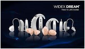 Hearing Aid, Widex Dream 110