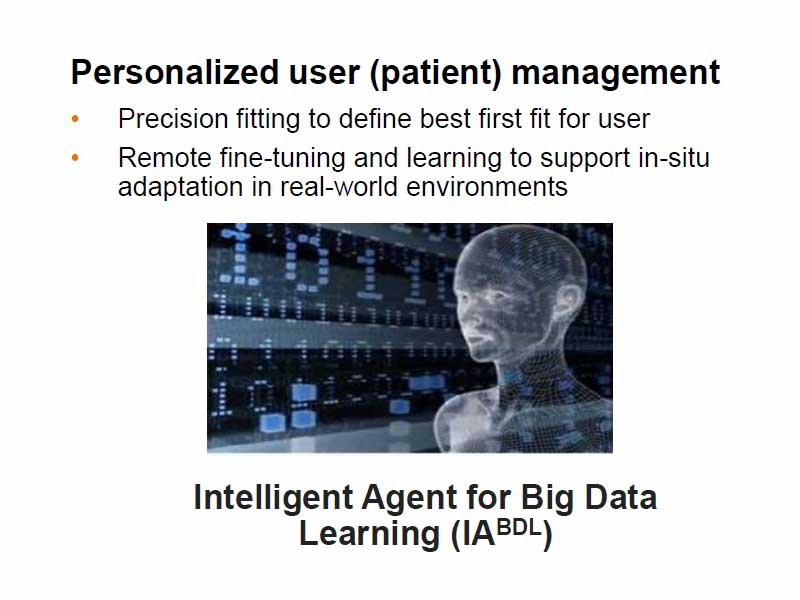 Personalised User Management AI from GN Hearing