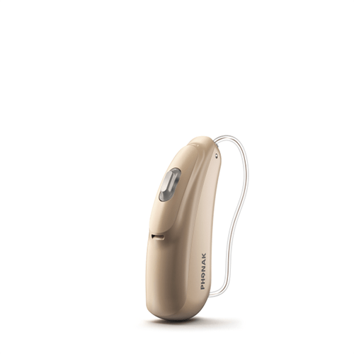 Phonak Audeo Belong 90-R Rechargeable receiver in canal hearing aid