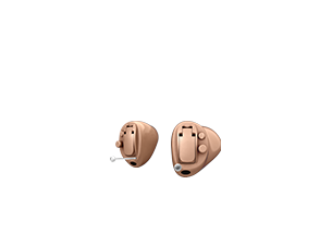 Oticon Opn CIC hearing aids