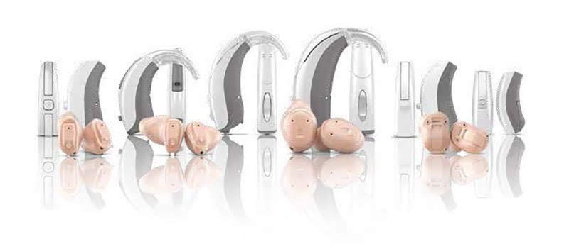 Widex Evoke Hearing Aid Line-up