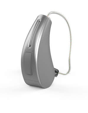 Starkey Halo IQ RIC 13 Made For iPhone hearing aid