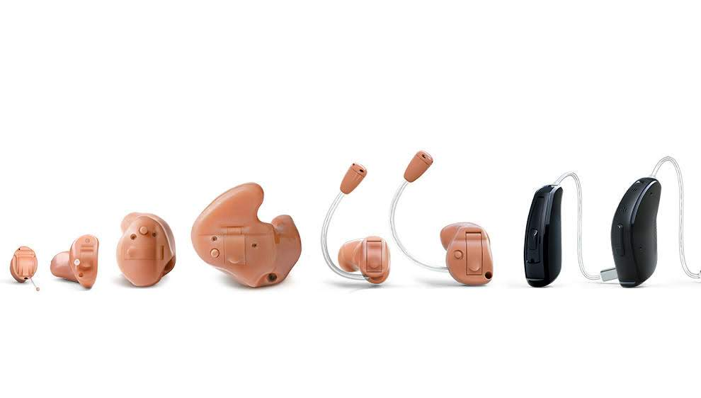 Resound LiNX 3D Hearing Aid Models