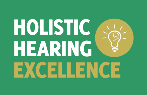 Holistic Hearing Excellence Logo