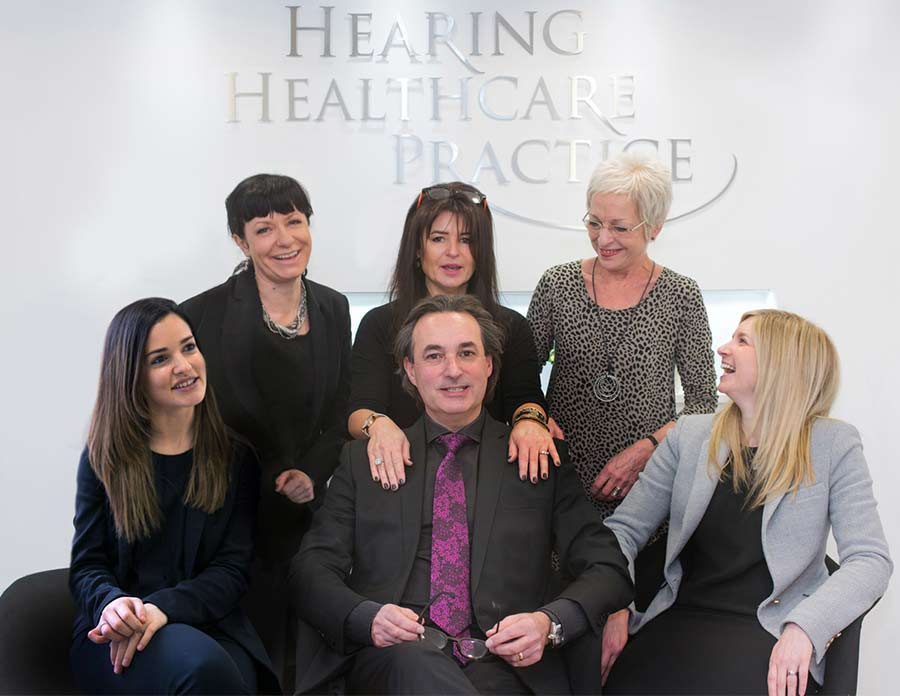 The Hearing Healthcare Practice