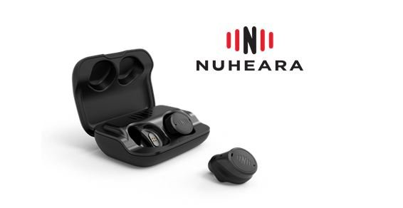 IQ Buds Max from NuHeara