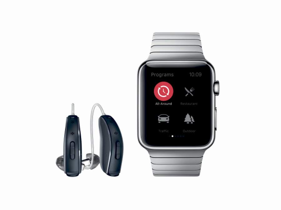 Linx2 & Apple Watch