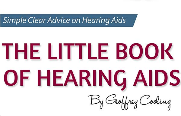 The Little Book of Hearing Aids Title