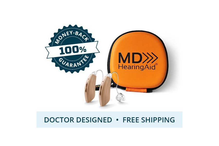 LifeEar Core from MD Hearing Aids