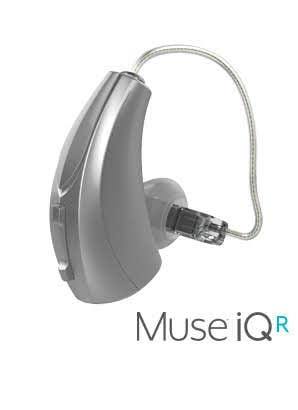 Starkey Rechargeable RIC hearing aid