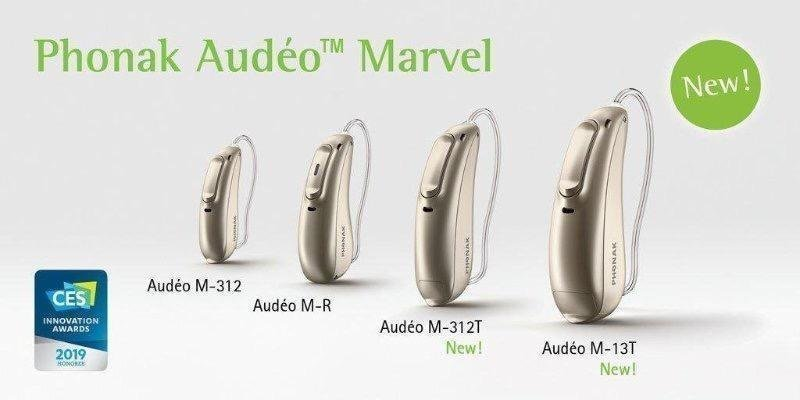 Phonak Audeo Marvel Extended Range
