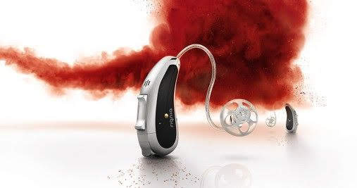 Pure Primax Hearing Aids