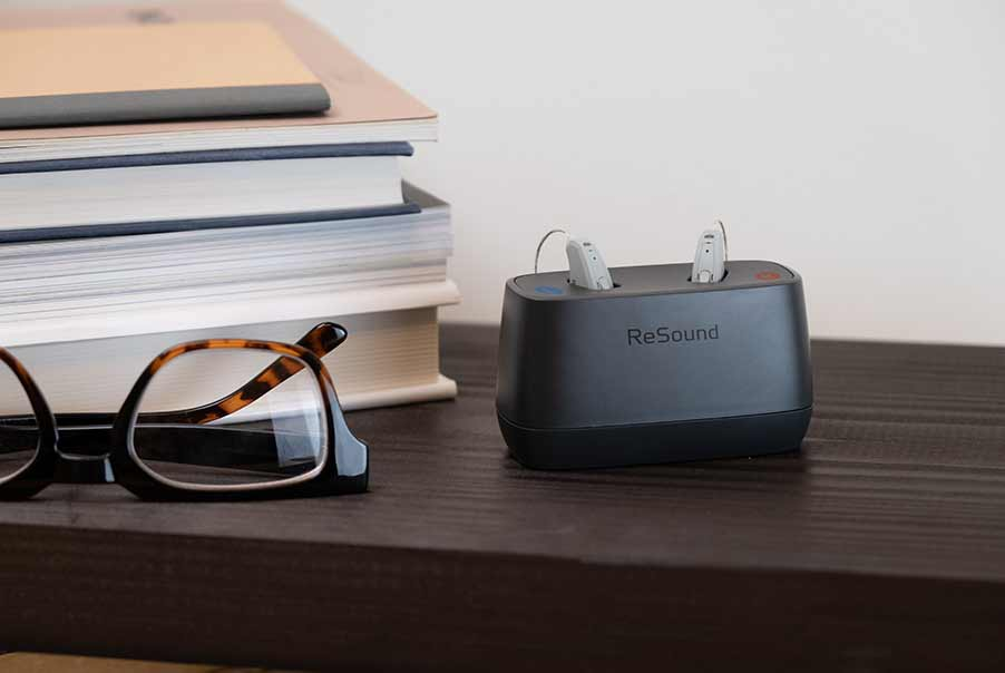 Resound Key rechargeable hearing aids