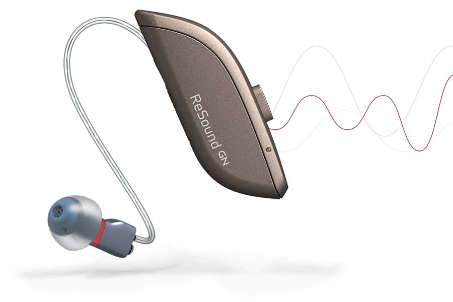 ReSound One rechargeable hearing aid