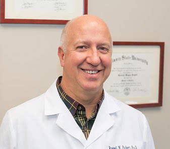 Russell W Pickett, Audiologist St Louis