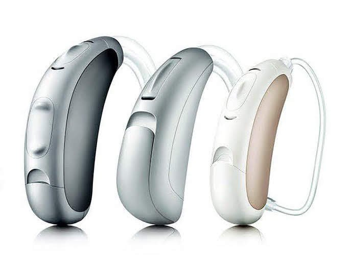 Stride Tempus hearing aids