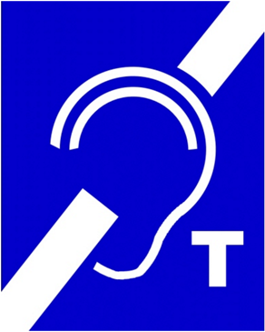 Telecoil sign