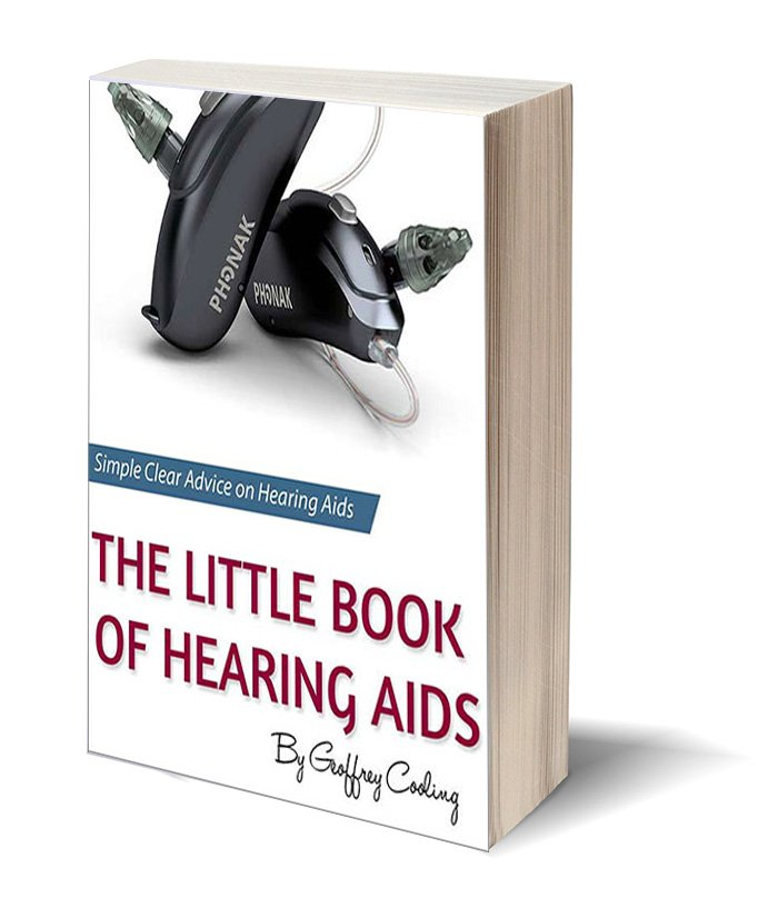 Book Hearing Guide: The Little Book Of Hearing Aids