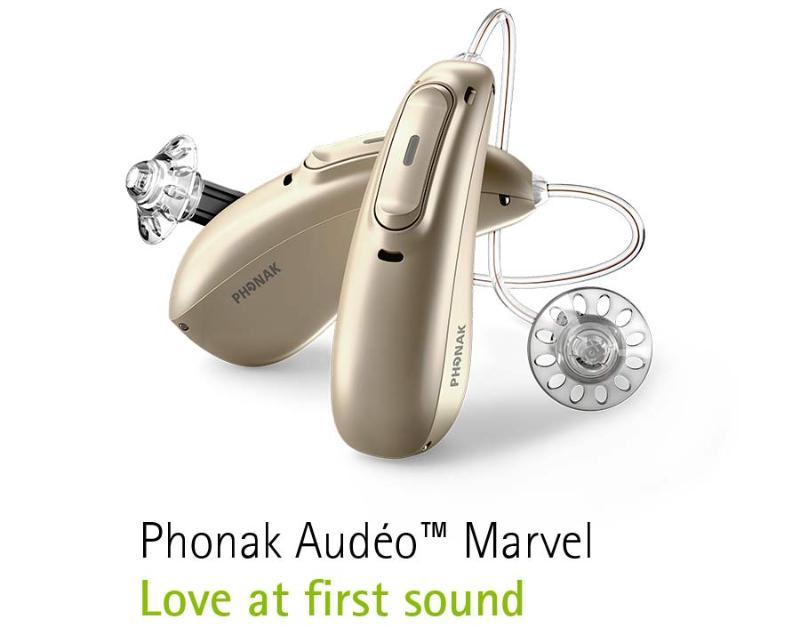 Phonak Audeo Marvel