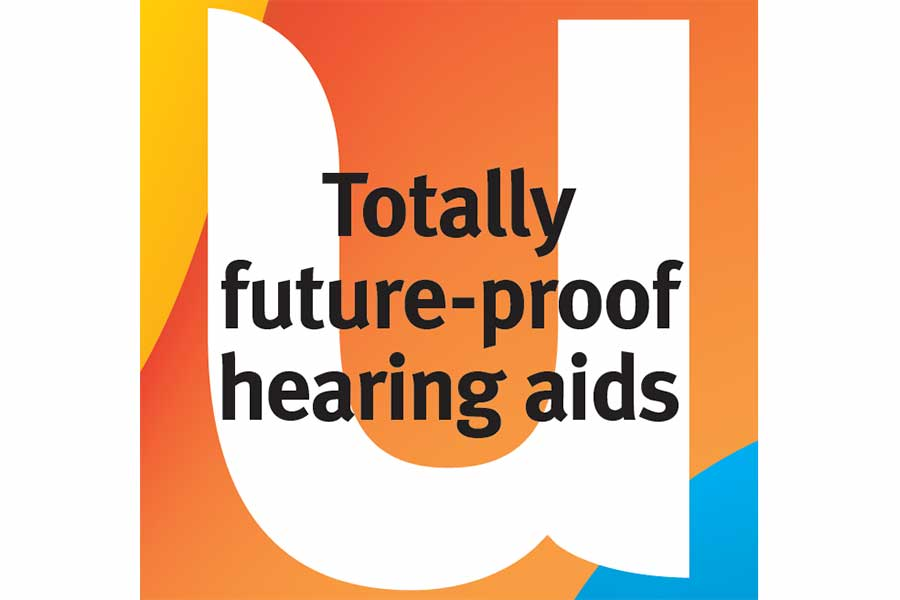 Unitron Future Proof Hearing Aid System