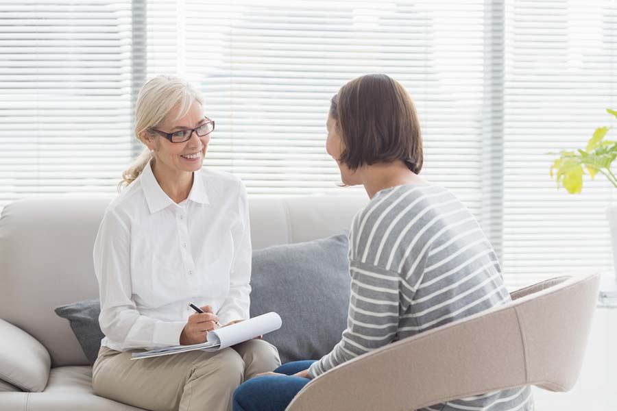 Counselling as part of tinnitus treatment