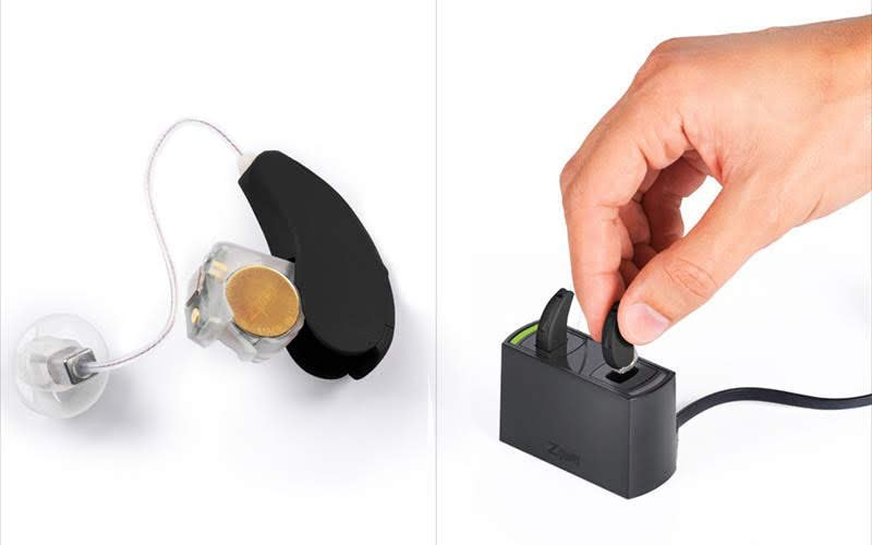 ZPower rechargeable hearing aid systems