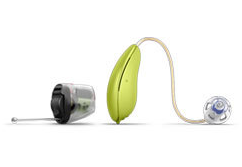 Oticon design hearing aids in Ireland